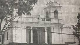 Hoy hace 50 años: 'La Nación' reseño la belleza de Santo Domingo de Heredia y su iglesia de 1829