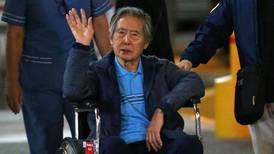 Problemas respiratorios obligan a trasladar a un hospital al expresidente de Perú Alberto Fujimori