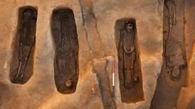 Exhuman restos de colonos británicos de hace 400 años