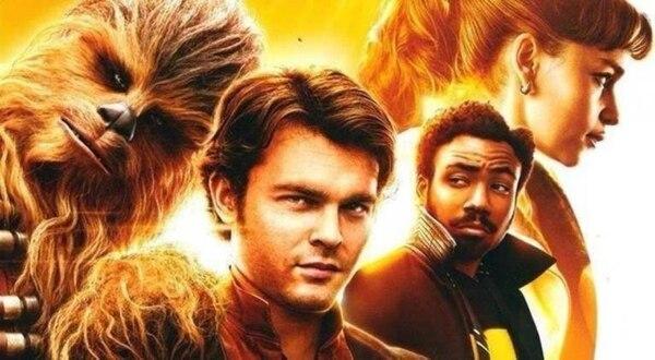 Alden Enhrenreich encarna a Han Solo en la nueva película.