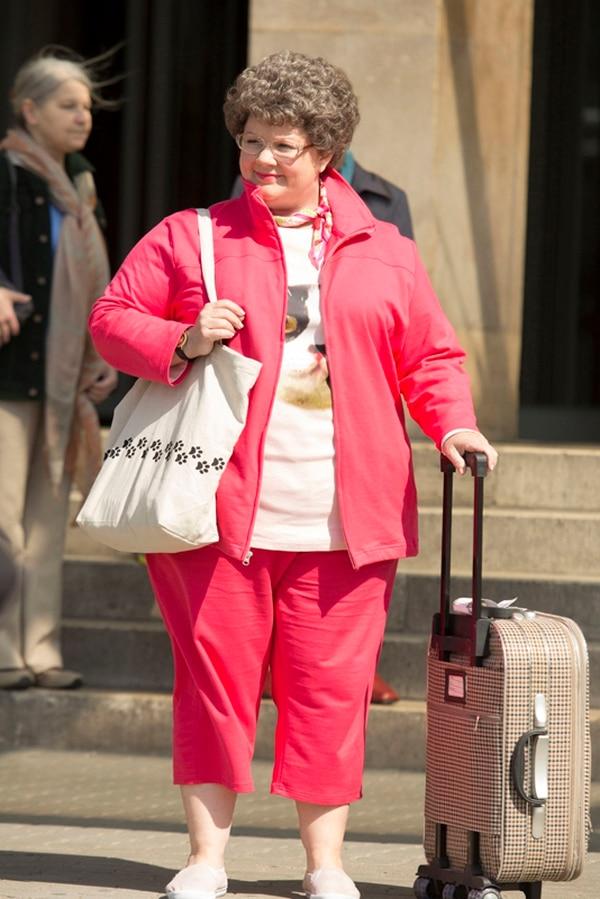 Melissa McCarthy en una escena de la película 'Una espía despistada'. / Fotografía: AP.