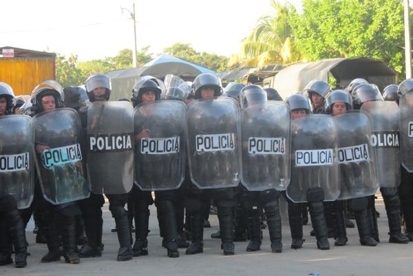 Nicaragua acusó a Costa Rica de crear el conflicto.   CARLOS HERNÁNDEZ.