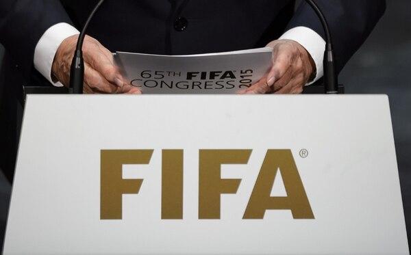 Joseph Blatter inauguró con calma el 65° Congreso de la FIFA, en el que espera ser electo para su quinto periodo como presidente. | AFP