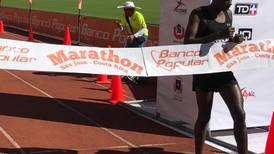 Maratón Internacional San José: la carrera con jugosos premios para hombres y mujeres por igual