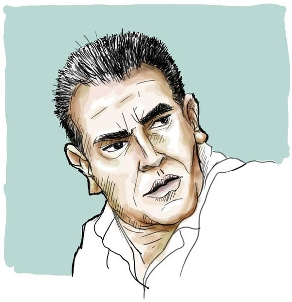 José Giacone, técnico de Alajuelense.