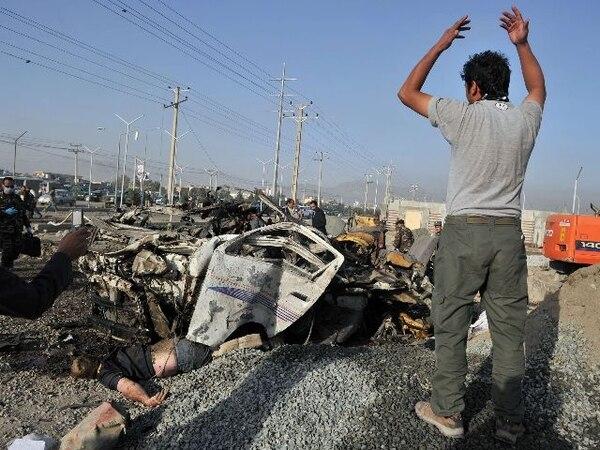 Doce muertos en Kabul y enjuiciamiento en El Cairo por film islamófobo - 1