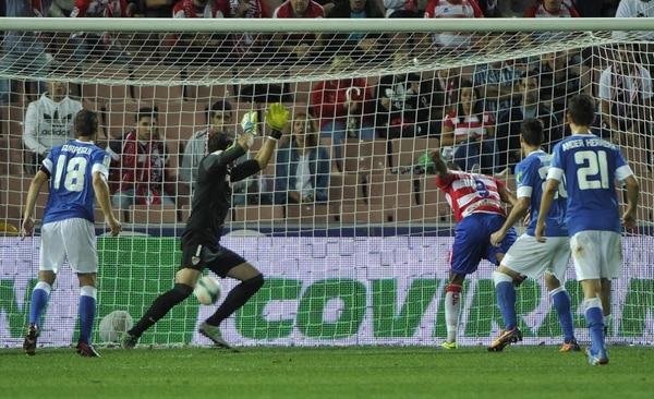 Granada triunfó ante el Athletic de Bilbao en la sétima fecha de la Liga Española.