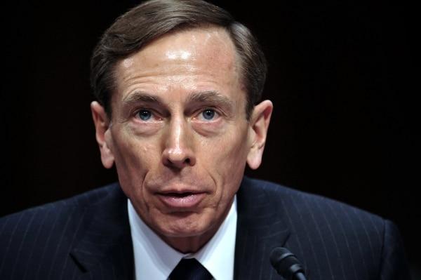 El estadounidense renunció a dirigir la CIA en noviembre de 2012
