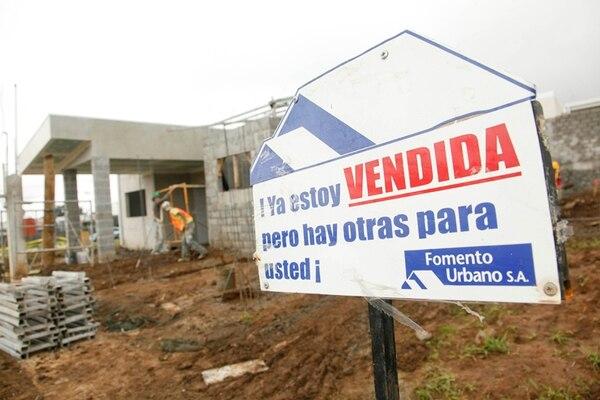 El sector de vivienda concentra el 31% del saldo total de crédito dado por la banca pública hasta octubre pasado. Foto ilustrativa . | ARCHIVO