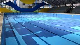 Piscina del Polideportivo de Cartago es solo uno de los dolores de cabeza del Comité de Deportes