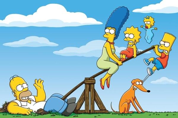 Los Simpson han sido acosados por Bob Patiño desde el inicio de la serie.