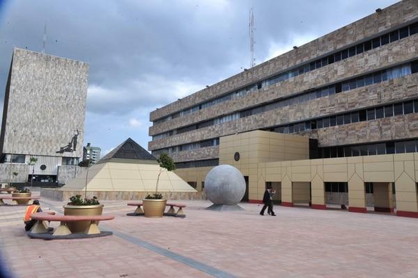 El investigador laboraba en el OIJ desde el 2009. Se desempeñaba en la oficina de Siquirres.   ARCHIVO.