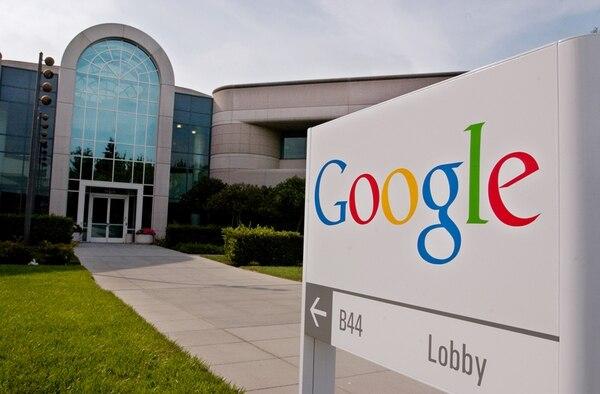 Vista exterior de oficinas de Google, en California, EE. UU. | AP