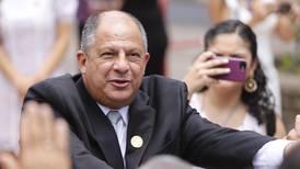 Luis Guillermo Solís designado jefe de misión de OEA para elecciones de Honduras