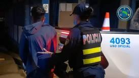 Detenido presunto homicida en Los Chiles