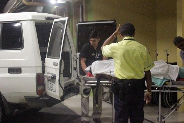 Las dos víctimas están en el Hospital Tony Facio. | ALEJANDRO NERDRICK