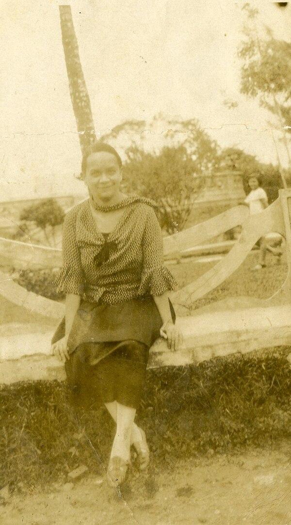 La escritora, educadora y política Carmen Lyra. En homenaje a sus aportes al país, su rostro es parte del billete del ¢20.000. Foto: Archivo LN.