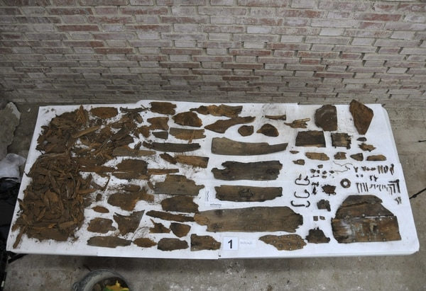 A pesar de que los arqueólogos confirman el hallazgo de los restos de Miguel de Cervantes entre un conjunto de huesos, no han podido identificar cuáles pertenecen al escritor.