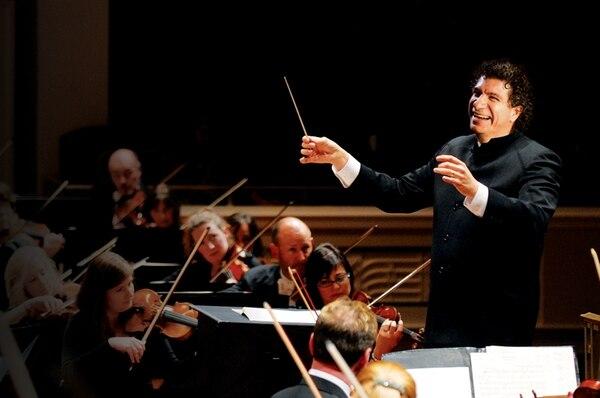 Guerrero inició sus estudios en la Orquesta Sinfónica Juvenil en la década de los 80. cortesía nashville Symphony