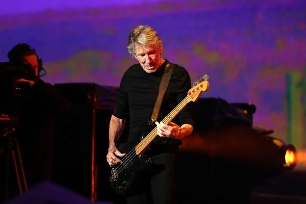 Roger Waters hará su primer concierto en Centroamérica este 24 de noviembre, en el Estadio Nacional. Foto: Agencia EL UNIVERSAL/Valente Rosas/RCC