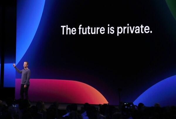 Zuckerberg inauguró el evento haciendo énfasis en que