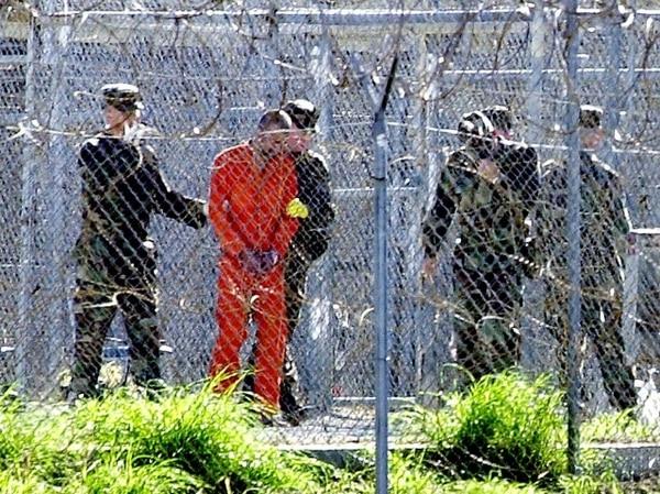 Imagen de archivo de la base naval de Guantánamo, en Cuba, donde están detenidos acusados de terrorismo. | AFP