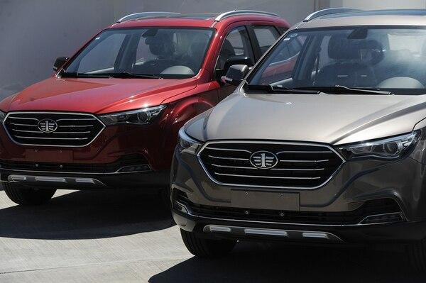 KoreAutos, ubicado en San Sebastián y la Uruca, cuentan con los nuevos vehículos SUV de FAW, así como su stock completo de repuestos y talleres especializados. Fotos: Jorge Navarro