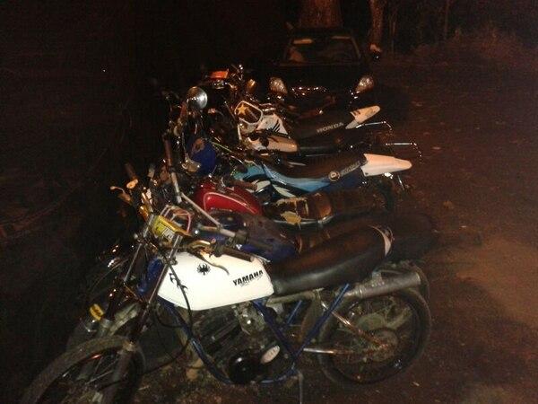 La acción policial inició el jueves y terminó esta madrugada, según informes del Ministerio de Seguridad.