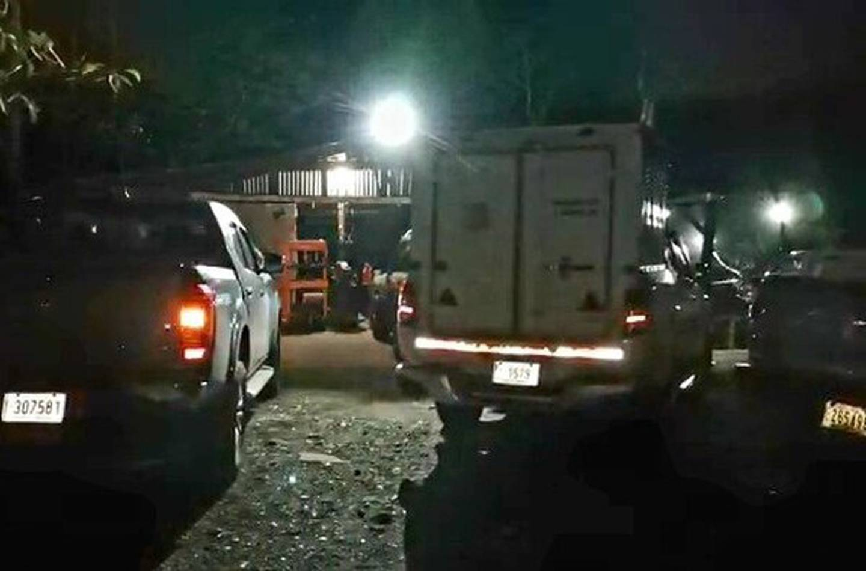El allanamiento en la casa de Alvarado, conocido como Capullo, permitió a la Policía encontrar indicios que lo podrían relacionar con varios homicidios. Foto: Archivo/ Edgar Chinchilla.