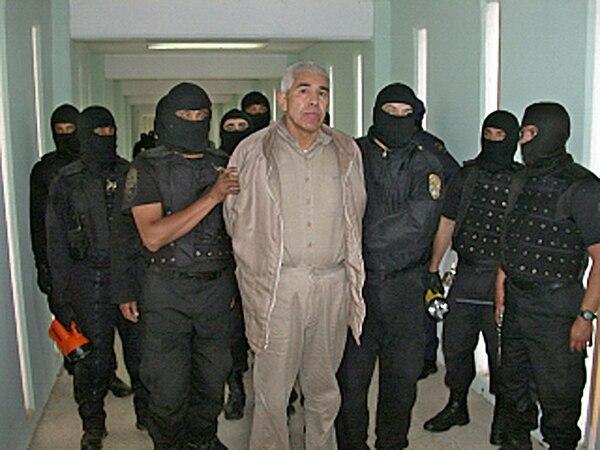 Rafael Caro Quintero fue señalado por el homicidio del agente de la CIA y cumplió pena de prisión en México. | AFP