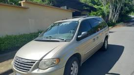Venta vehículos Chrysler