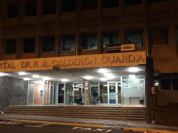 El muchacho murió en el Hospital Calderón Guardia, en San José.