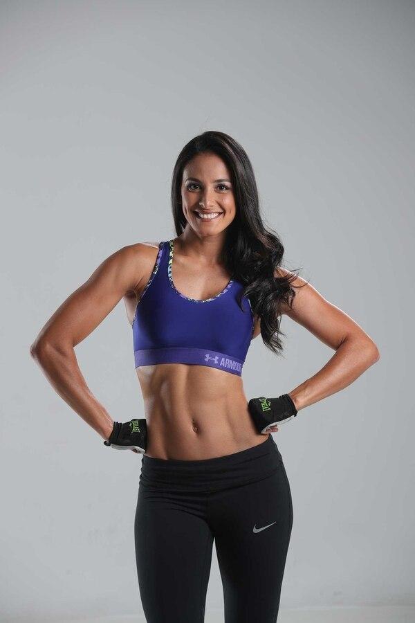 Johanna Solano trabajó en el programa mexicano 'Ritmoson Latino' por tres años.