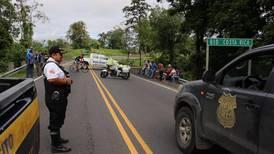 Tránsito abre paso en la ruta 32 tras cierre por investigación de homicidio