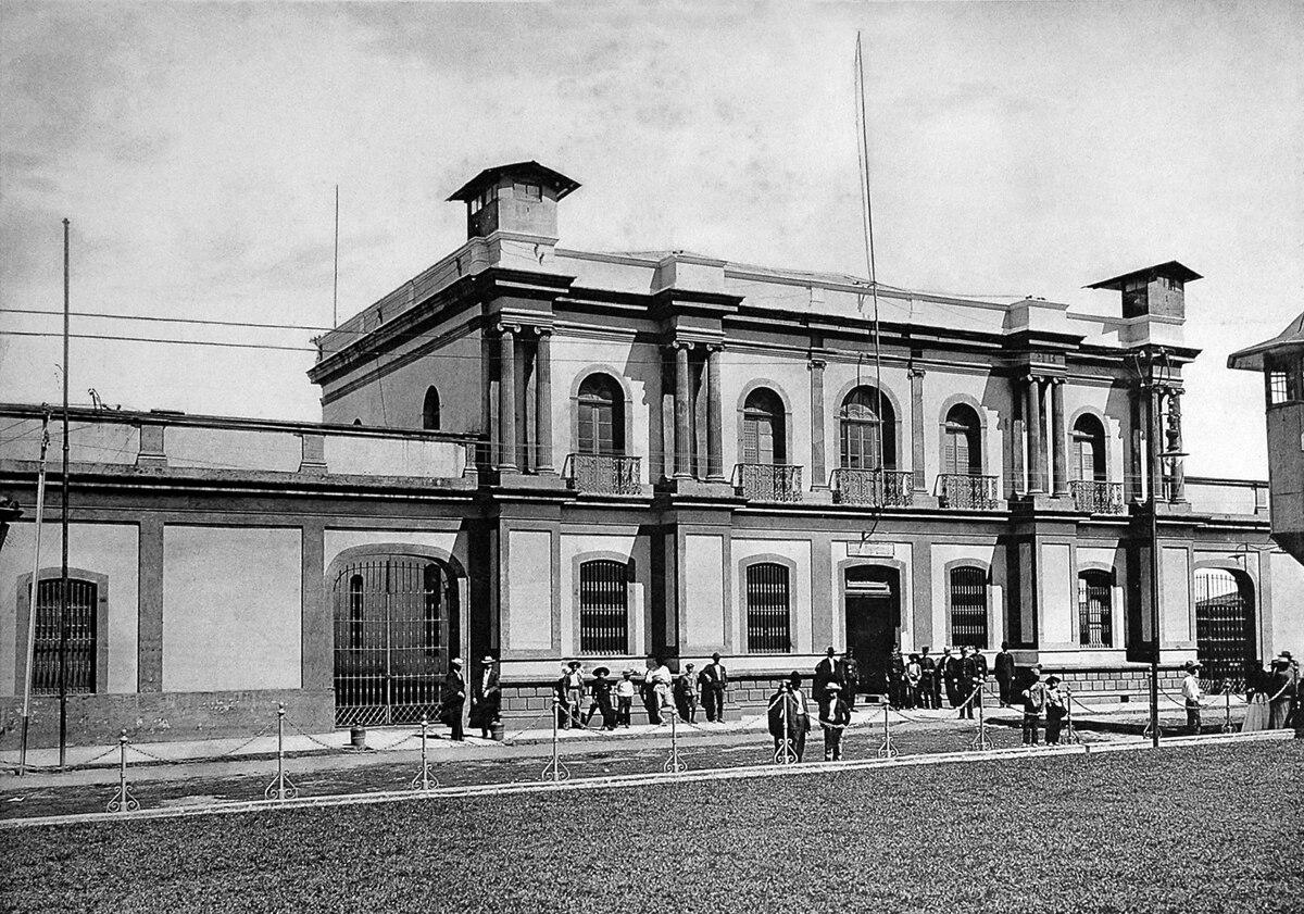 El Palacio Presidencial, el primer edificio simbólico del viejo San José en  desaparecer - La Nación