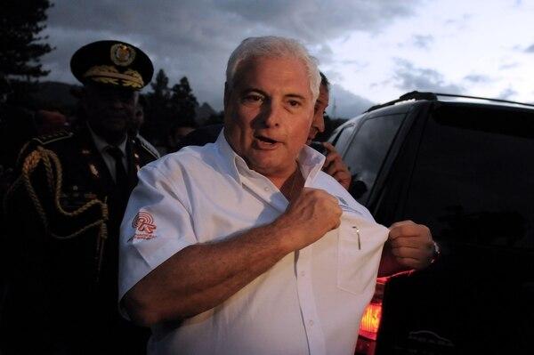 El vicepresidente de Panamá, Juan Carlos Varela está distanciado del gobierno desde que en 2011 cuando el presidente Ricardo Martinelli lo cesó como canciller.