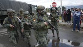 Ecuador declara en emergencia su sistema carcelario tras dos motines