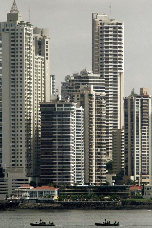 Panamá aparece en la lista de posibles paraísos fiscales.