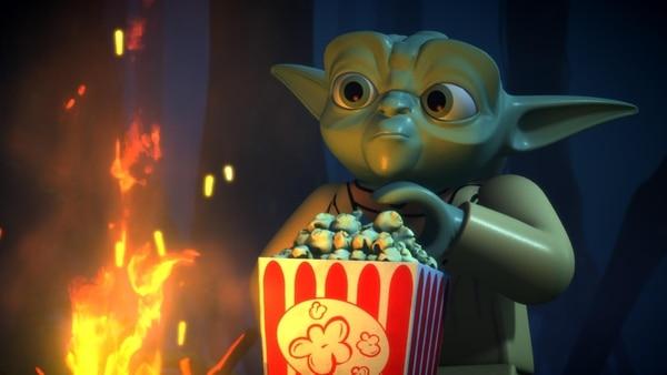 'Lego Star Wars: The Yoda Chronicles' estará disponible este fin de semana en Netflix para entretener a los más pequeños de la casa