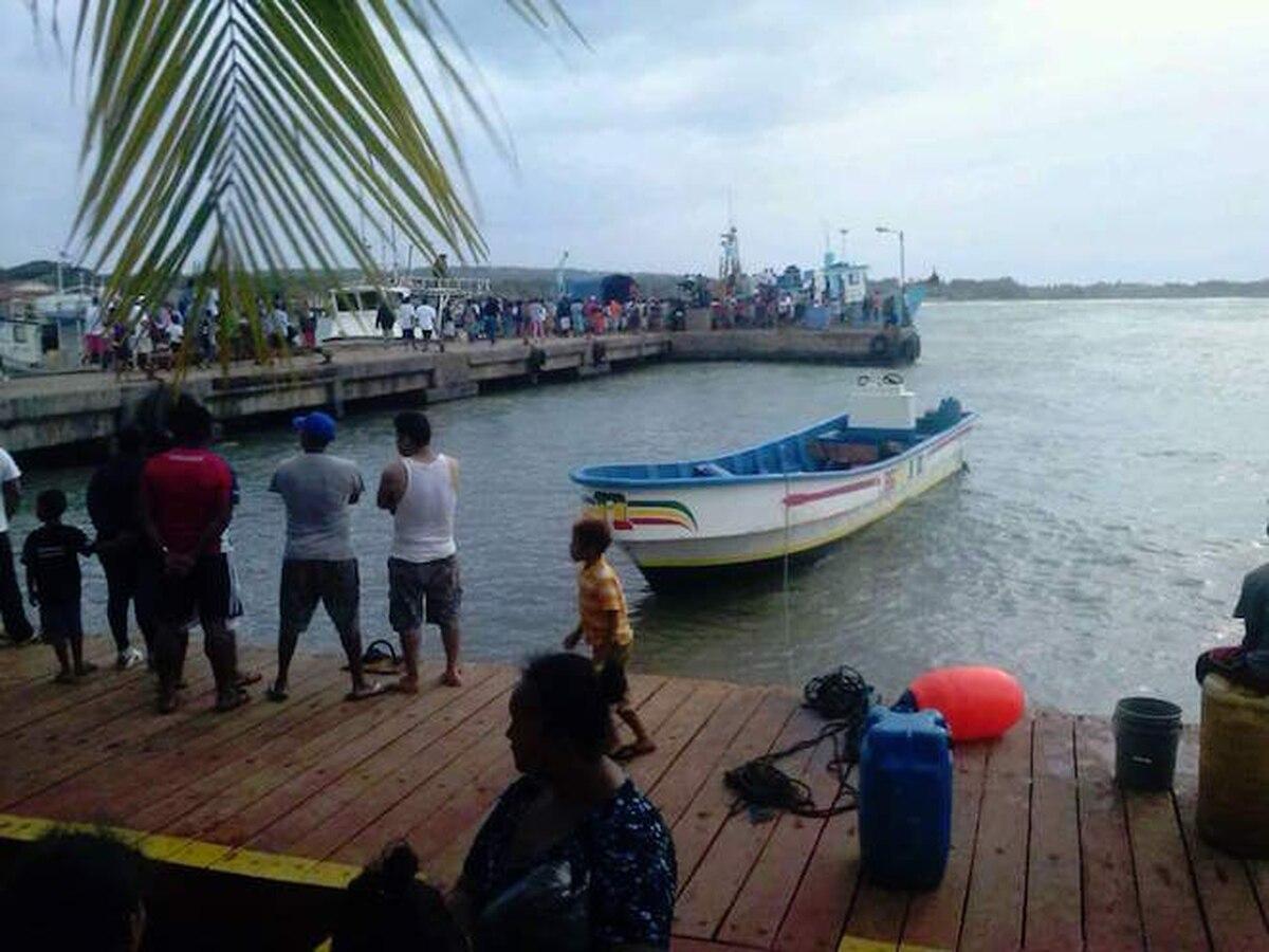 Mueren 13 ticos en naufragio en Nicaragua