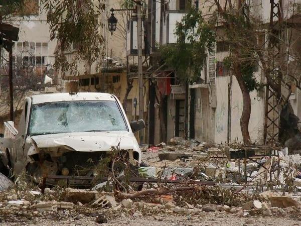 La guerra de Siria ya suma unos 80.000 muertos. | ARCHIVO
