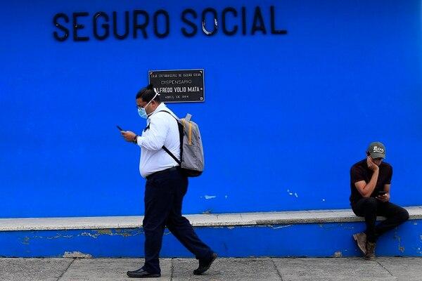 Más de 2 millones de personas han descargado la aplicación Expediente Digital Único en Salud. Fotografía: Rafael Pacheco