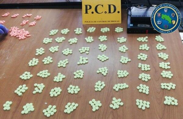 Ls drogas sintéticas son consumidas especialmente en fiestas de jóvenes. Foto de MSP