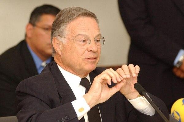 El exmandatario fue declarado culpable del delito de corrupción agravada, en la modalidad de cohecho impropio.   ARCHIVO