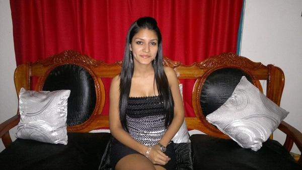 La tica Massiel Alvarado Sotela vive en Luxemburgo. Fotografía: Cortesía