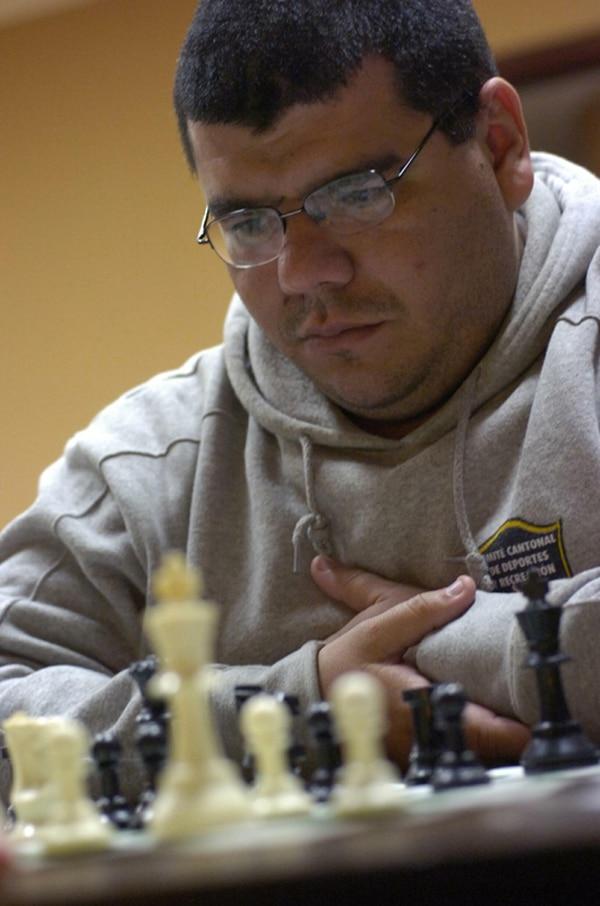 Bernal González ha sido campeón nacional en 13 ocasiones.   ARCHIVO