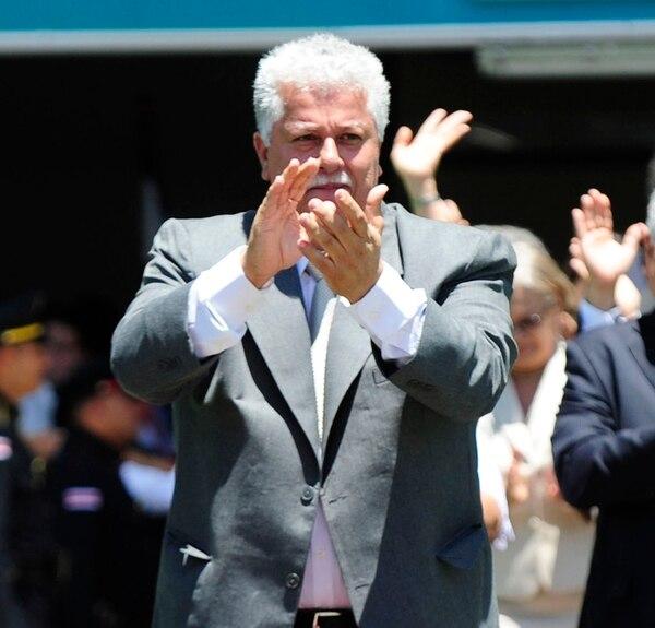 Melvin Jiménez, ministro de la Presidencia, es obispo luterano. | GRACIELA SOLÍS