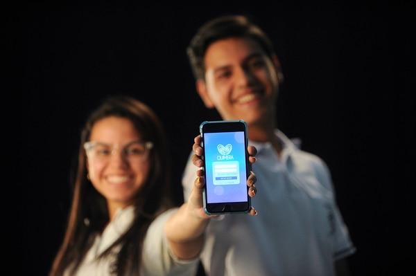 Según Maribell Saborio, gerente de marketing de SAP de Centroamérica y del Caribe, el grupo de jóvenes ticos tiene tres pilares que destacaron en la selección: capacidades de liderazgo, el trabajo en equipo y la comunicación. Foto: Jorge Navarro.