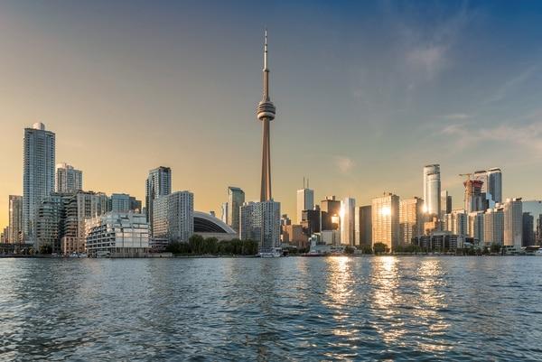 Toronto, Canadá. Fotografía: Shutterstock