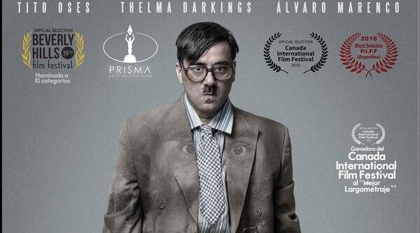 La película 'Todos Somos Oscar' es protagonizada por Tito Oses y Thelma Darkings. Novaterra Films